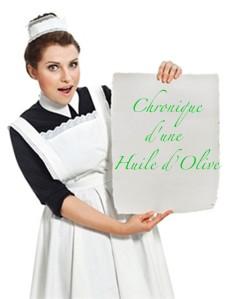 Chronique d'une Huile d'Olive