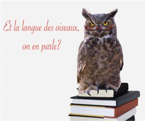 Et la langue des oiseaux, on en parle? #6: La Dualité