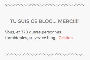 bilan après 2 mois de blog