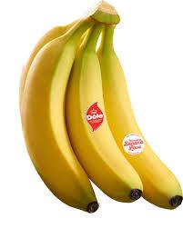 les étiquettes sur les bananes